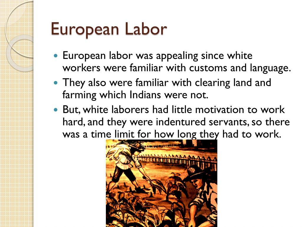European Labor