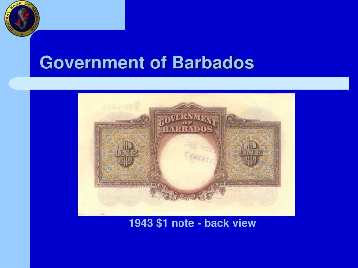 Government of barbados3