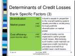 determinants of credit losses4