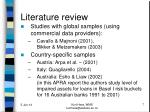 literature review2