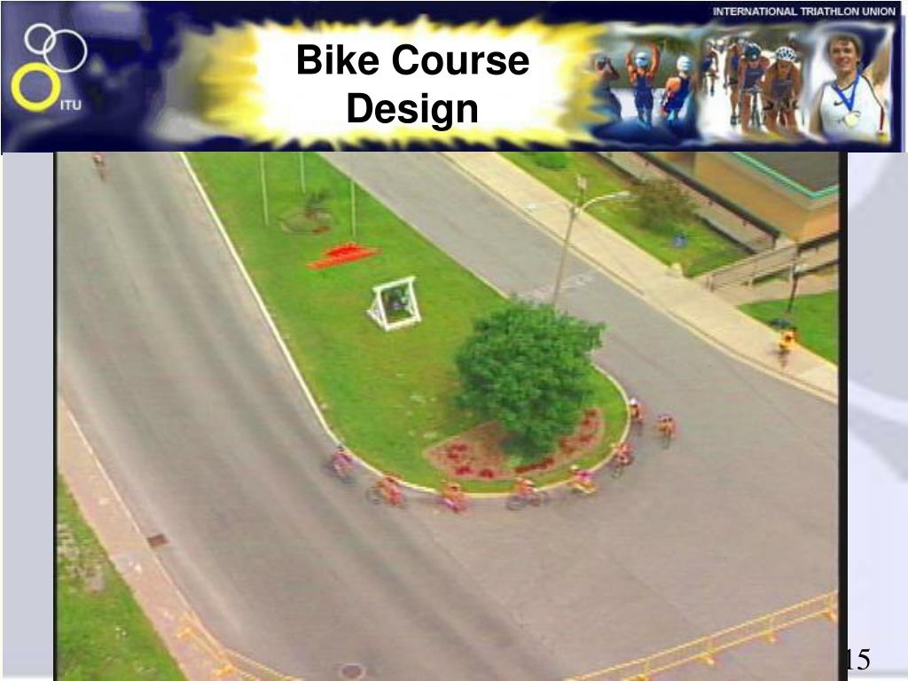 Bike Course Design