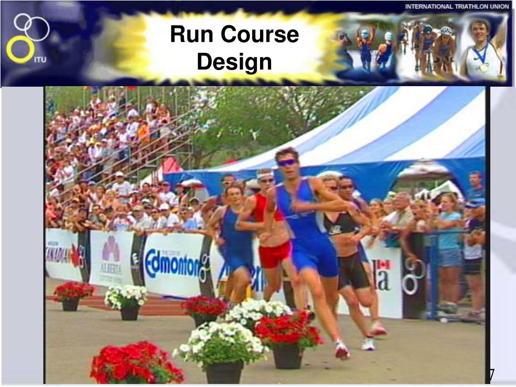 Run Course Design