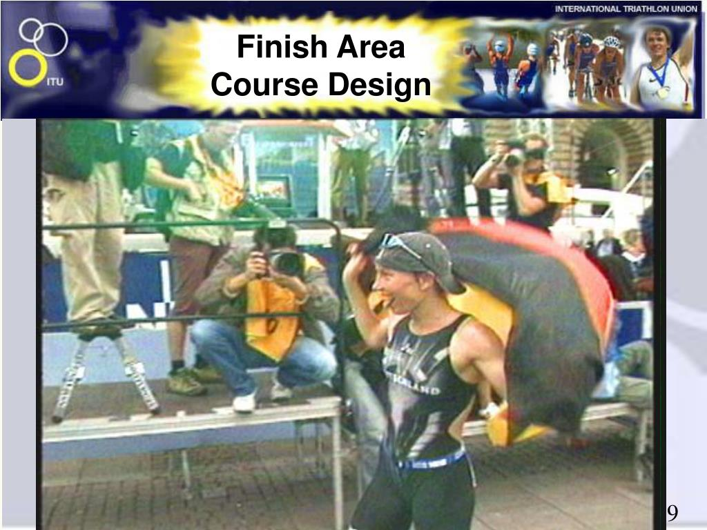 Finish Area Course Design