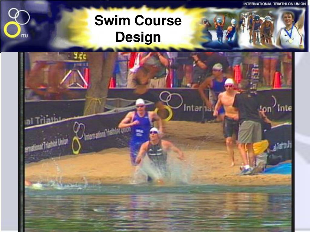 Swim Course Design