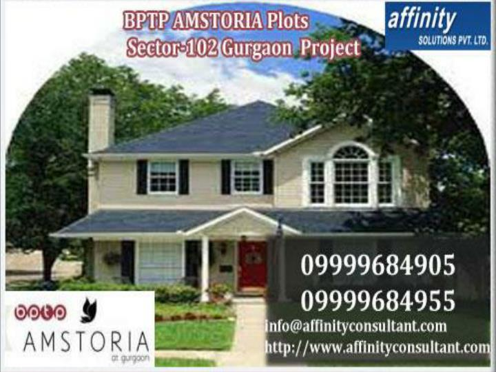 Bptp plots gurgaon 09999684905