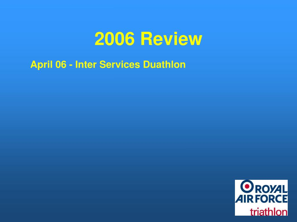2006 Review