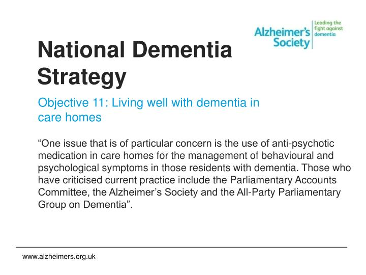 National Dementia