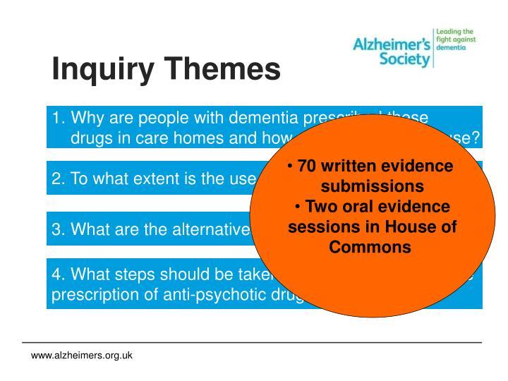 Inquiry Themes