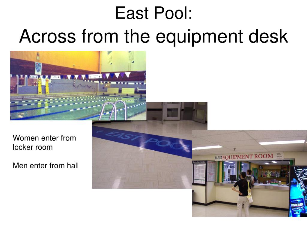 East Pool: