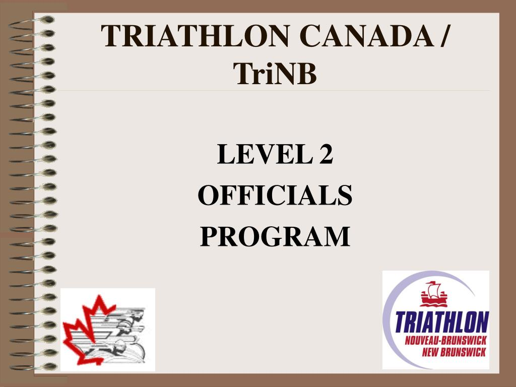 TRIATHLON CANADA / TriNB