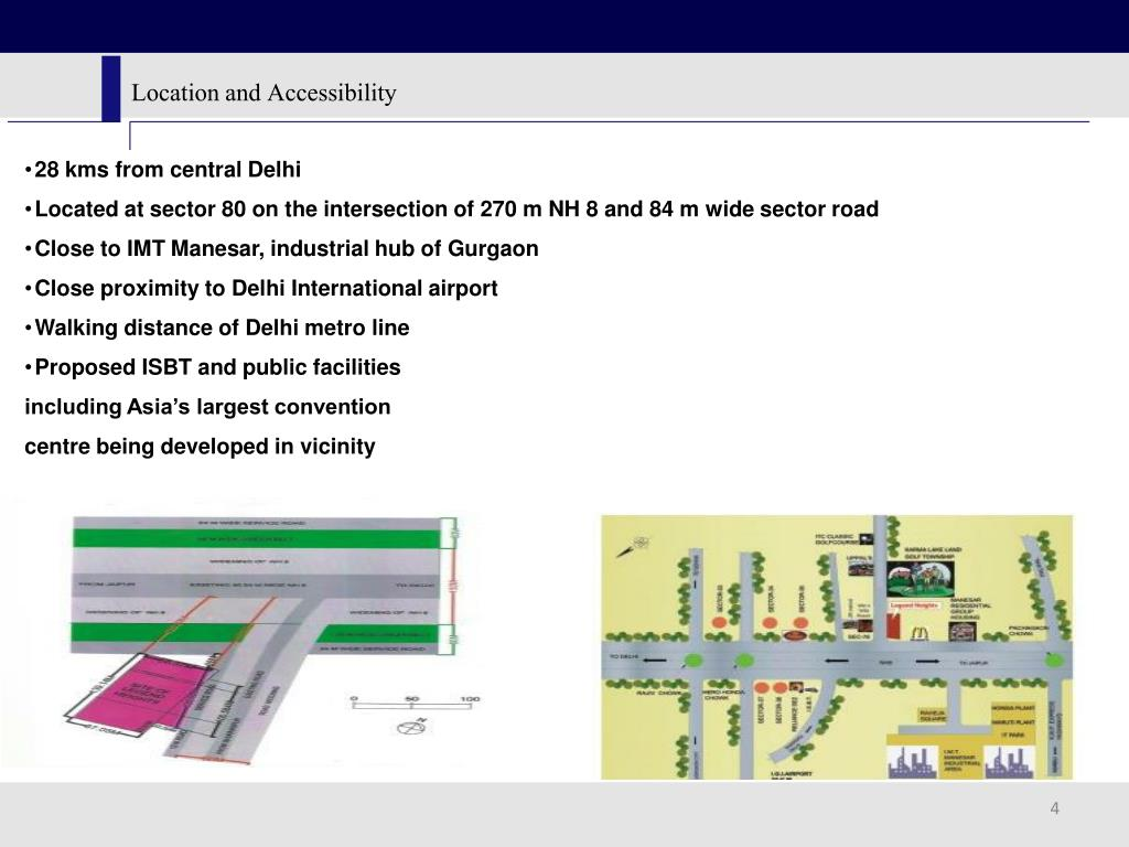 Location and Accessibility