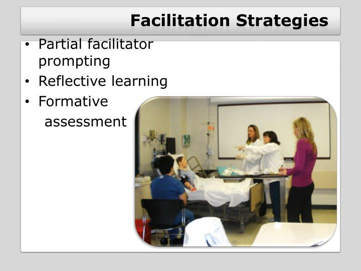 Facilitation Strategies