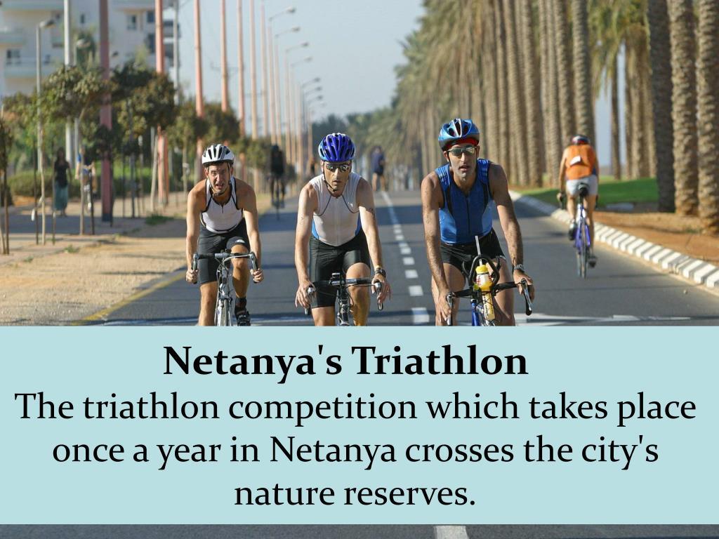 Netanya's Triathlon