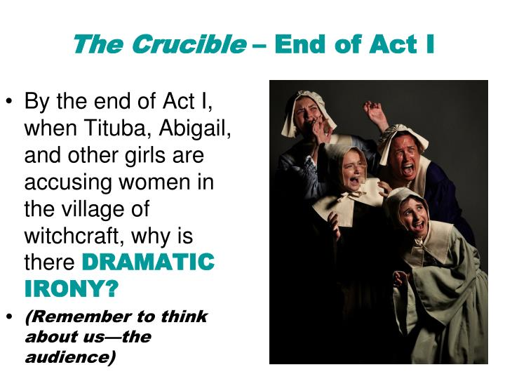 irony in act three essay There are three tales that are fantastic  irony essay jane austen: irony and authority  dramatic irony also comes in play is in act 5 scene.
