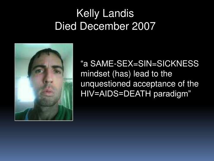 Kelly Landis