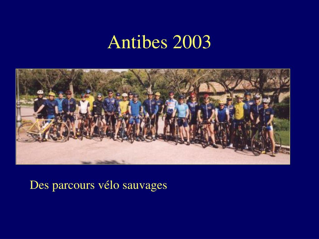 Antibes 2003