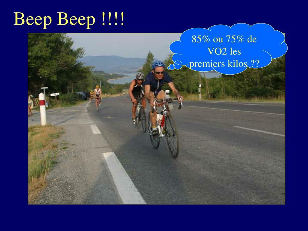 Beep Beep !!!!