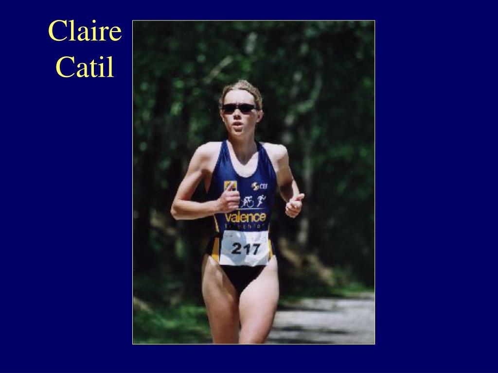 Claire Catil