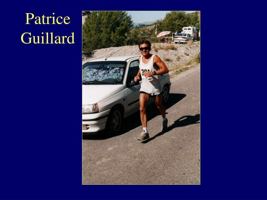 Patrice Guillard