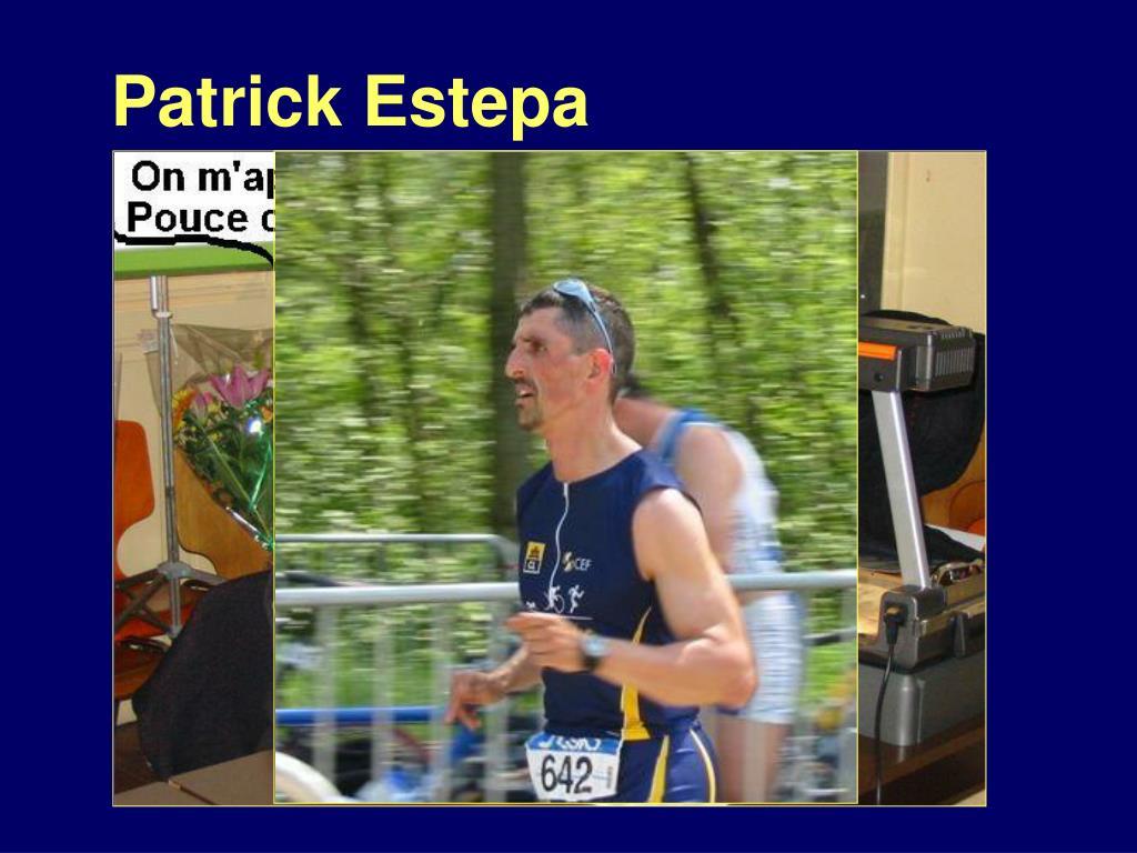 Patrick Estepa