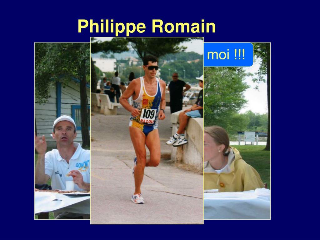 Philippe Romain