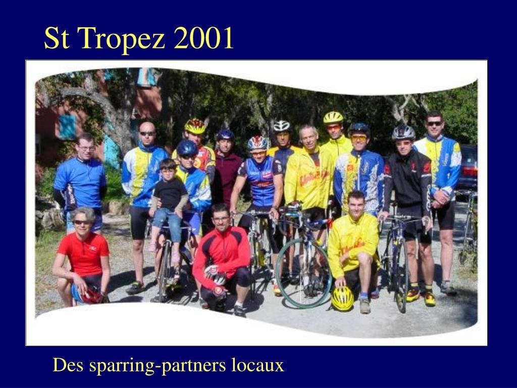 St Tropez 2001