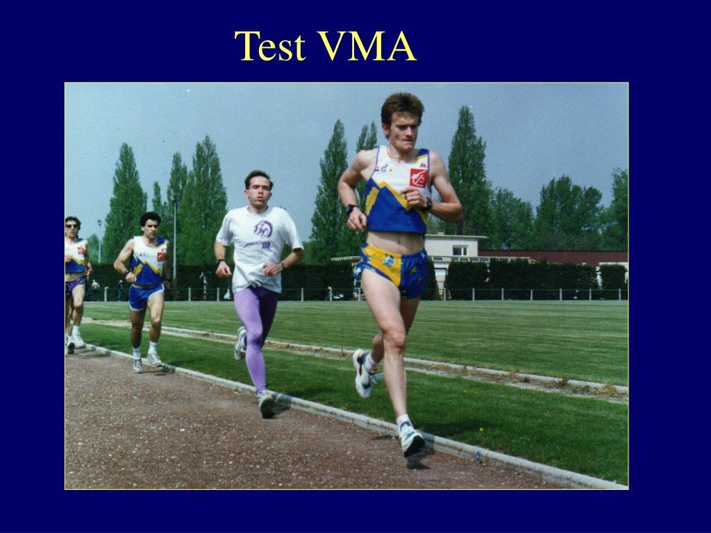 Test VMA