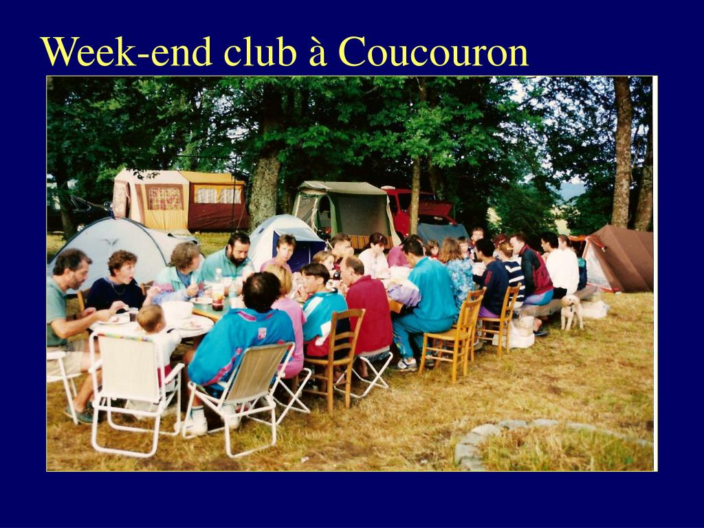 Week-end club à Coucouron