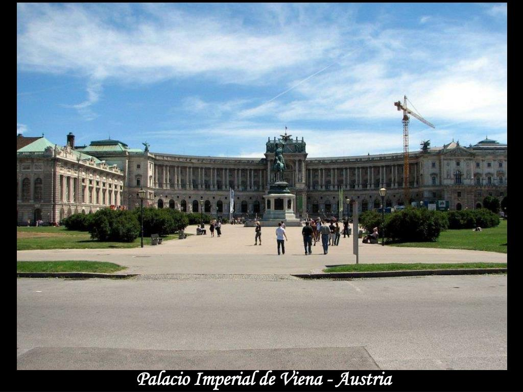 Palacio Imperial de Viena - Austria