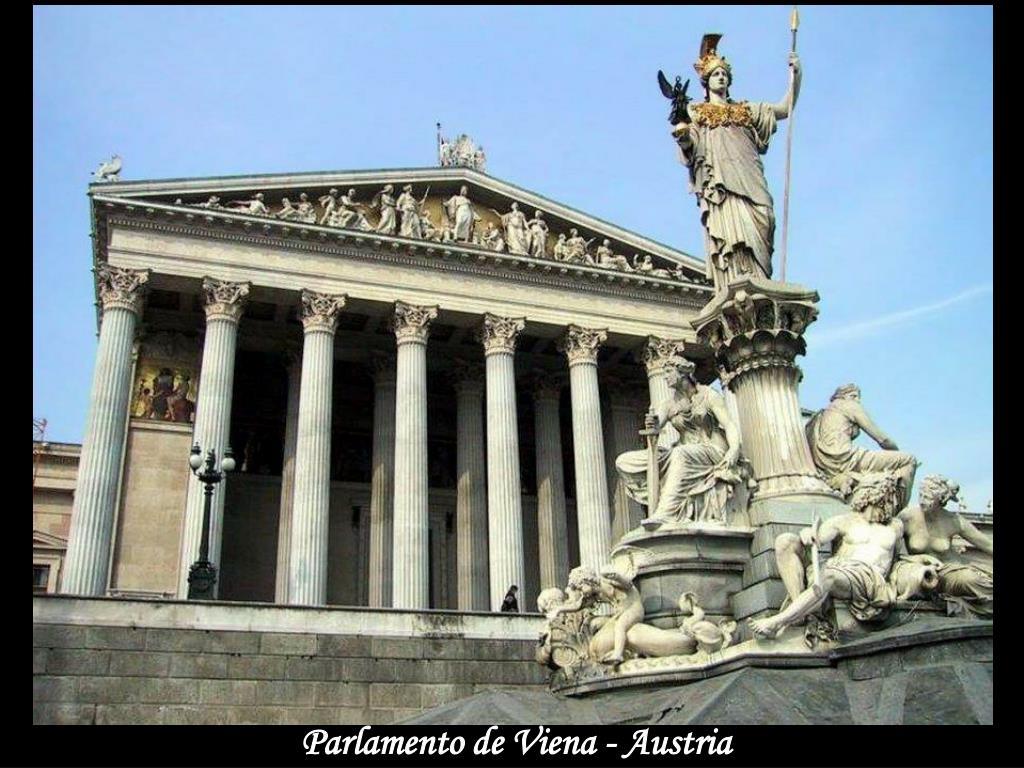Parlamento de Viena - Austria