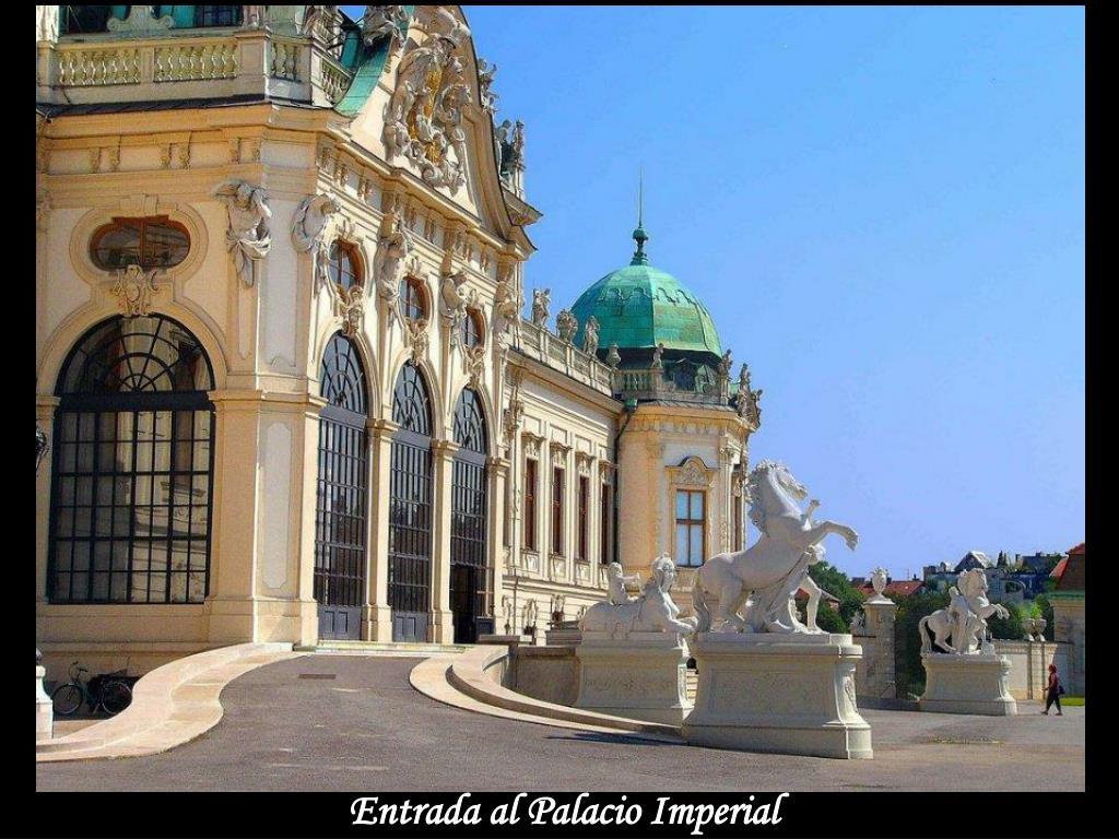 Entrada al Palacio Imperial