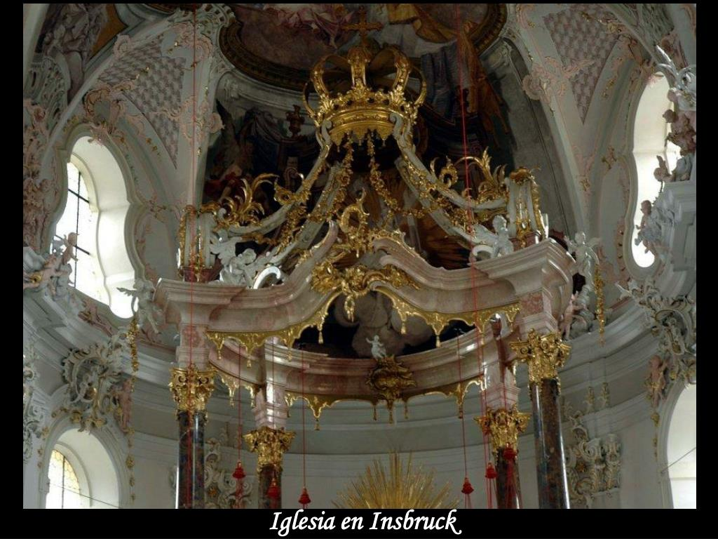 Iglesia en Insbruck