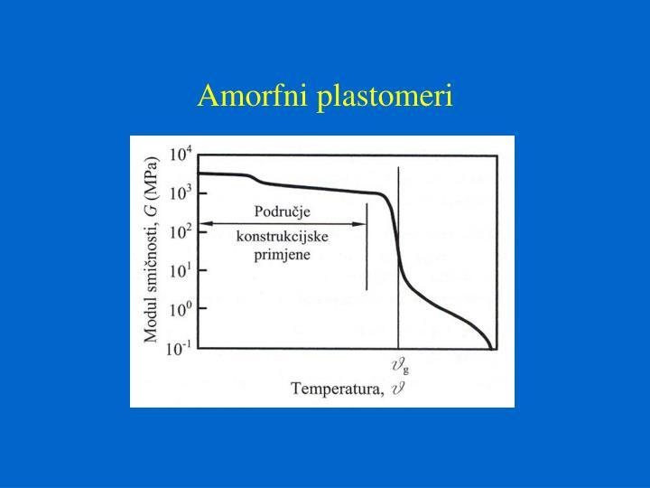 Amorfni plastomeri