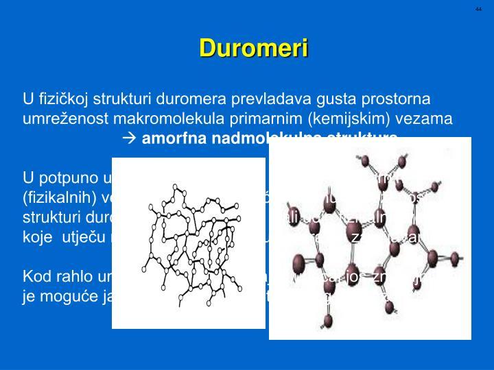Duromeri