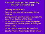 practical strategies for preventing infection in athletes 3