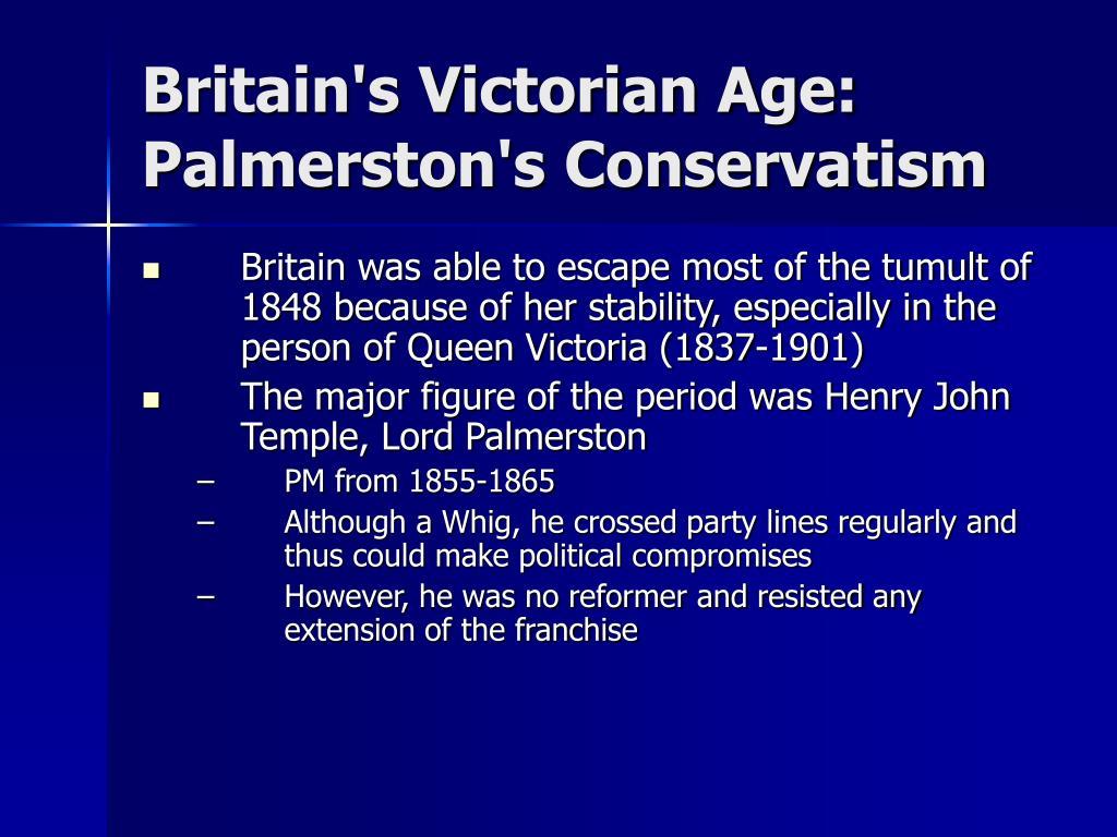 Britain's Victorian Age: