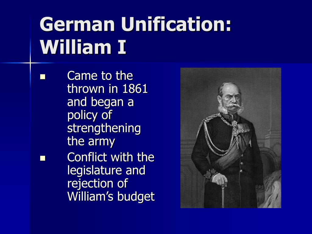 German Unification: