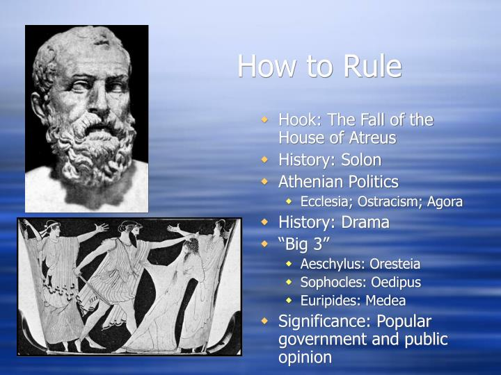 How to Rule