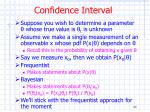 confidence interval7