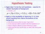 hypothesis testing10