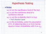 hypothesis testing3