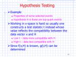 hypothesis testing5