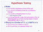 hypothesis testing6