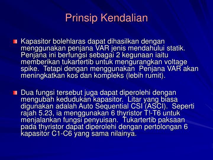Prinsip Kendalian