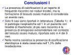conclusioni i