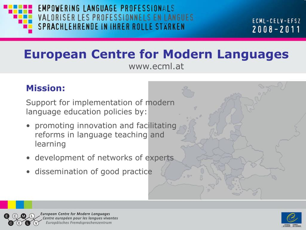 European Centre for Modern Languages