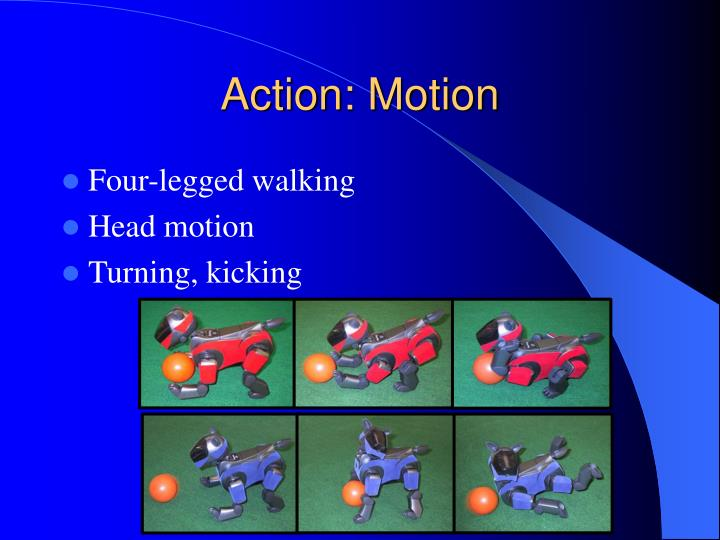 Action: Motion