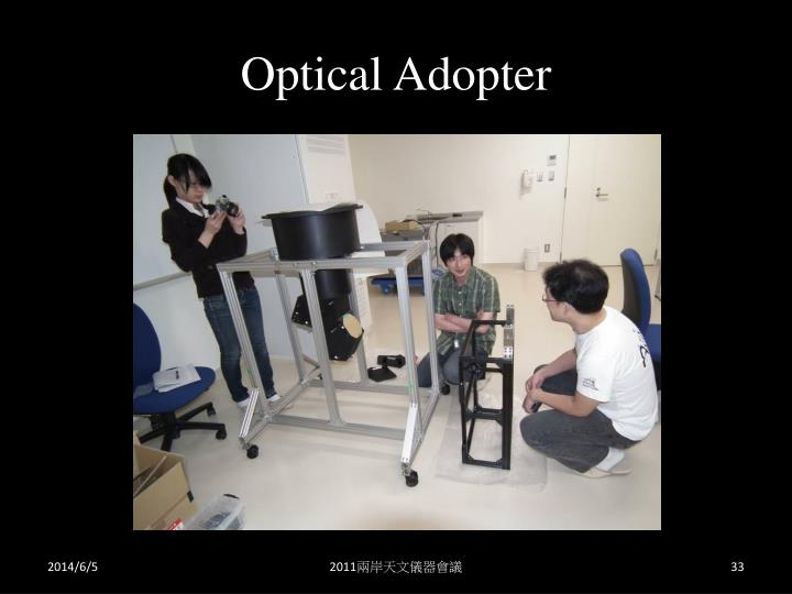 Optical Adopter