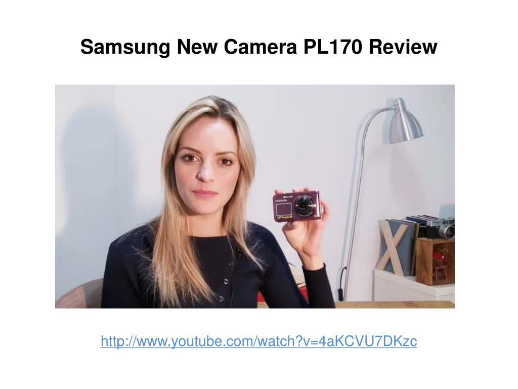 Samsung New Camera PL170 Review