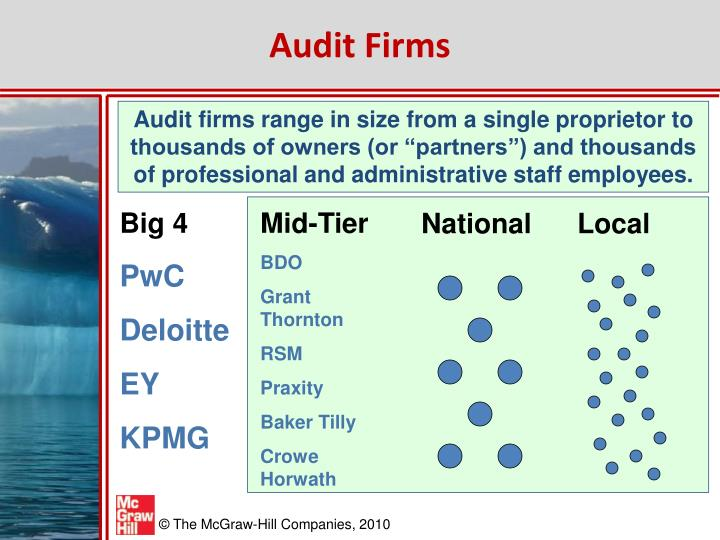 Audit Firms